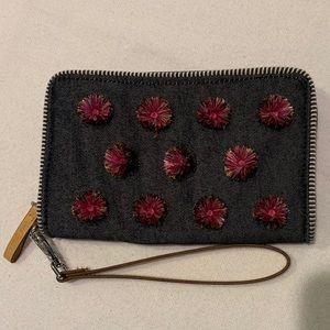 wallet wristlet